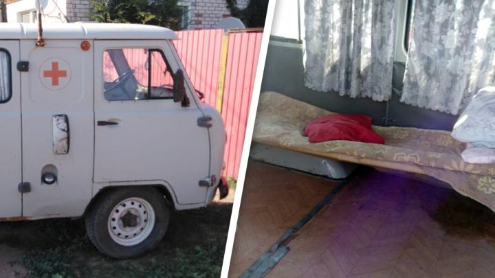 «Ждут, когда мы все тут перемрем?»: жители сел на границе Волгоградской области боятся потерять скорую помощь