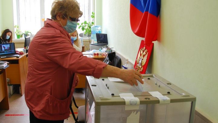 Половина избирателей на Южном Урале проголосовала по поправкам к Конституции. В избиркоме назвали лидеров