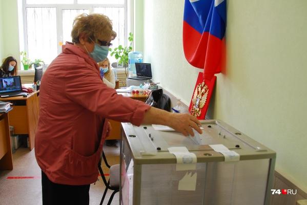 Голосование стартовало ещё 25 июня, всю неделю участки работали с 8 до 20 часов