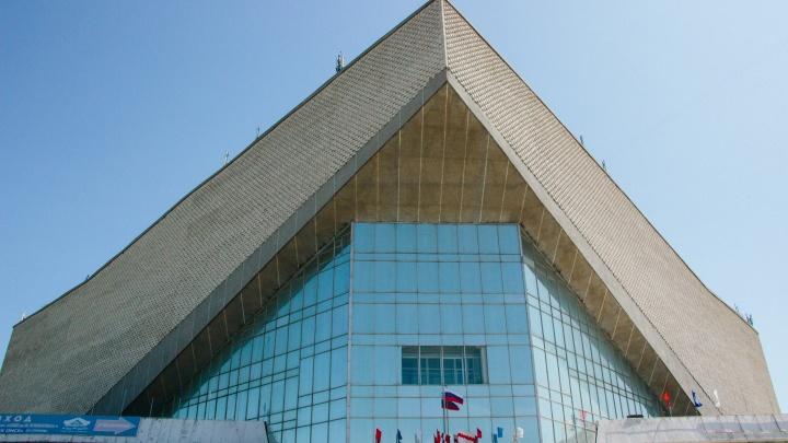Спорткомплекс имени Блинова в Омске закрыли