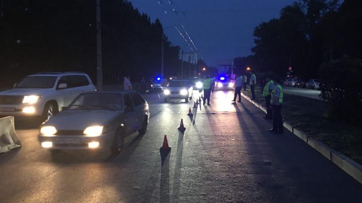 Встали у «Парк Хауса»: сотрудники ГИБДД ловили пьяных водителей в Самаре