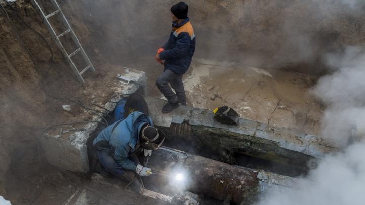 В Волгограде тариф на присоединение к сетям «Концессий теплоснабжения» увеличили на 234%