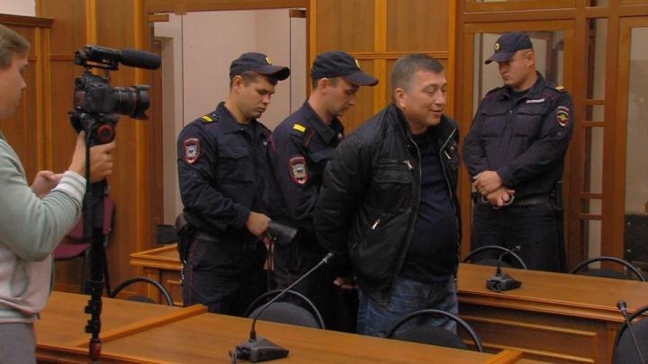 Челябинского бизнесмена, осужденного за бойню на фестивале «Торнадо», оставили в колонии до конца срока