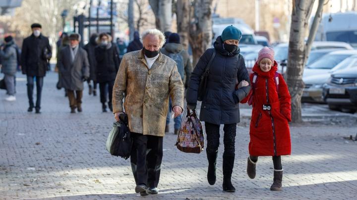 Пугающая стабильность: в Волгоградской области 248 новых заболевших ковидом, 4 умерли