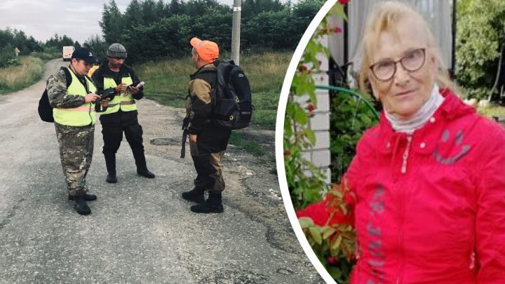 По камере видели в соседней деревне: в Ярославле разыскивают 79-летнюю Лидию Ипатову