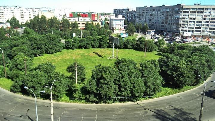 В Архангельске объявили конкурс на архитектурную концепцию кольца на площади Дружбы народов