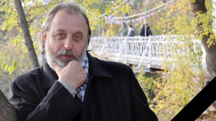 В Уфе скончался известный бард Сергей Круль