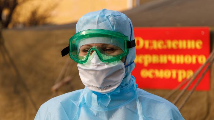 В Волгоградской области за сутки +89 случаев коронавируса