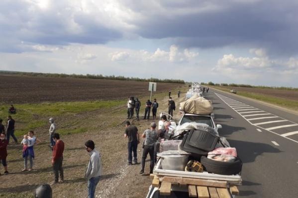 Иностранцы купились на фейк о том, что границы открыты, и попали в ловушку