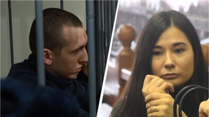 Вдова погибшего пассажира потребовала пожизненного наказания для виновника ДТП на Малышева