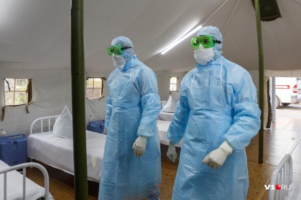 Новой жертвой коронавируса стала волгоградка