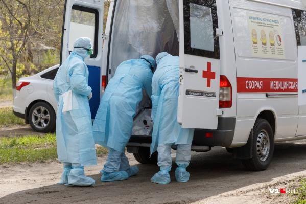 От коронавируса умерли мужчина и женщина