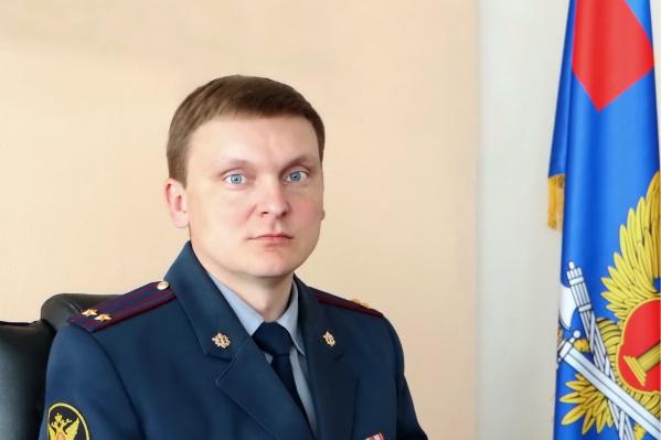 Замначальника ФСИН подозревают в том, что он обирал своих же коллег