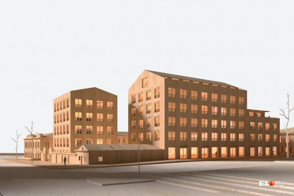 В этом году стало известно, что «Брусника» займется реконструкцией объектов культурного наследия в центре города