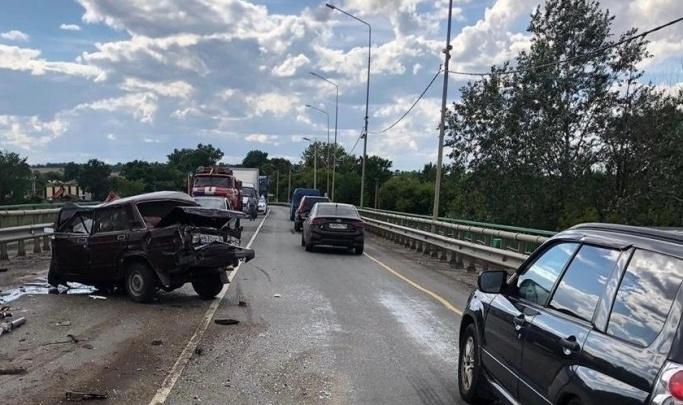 Отказали тормоза: в воронежской полиции рассказали подробности смертельного ДТП с волгоградским КАМАЗом