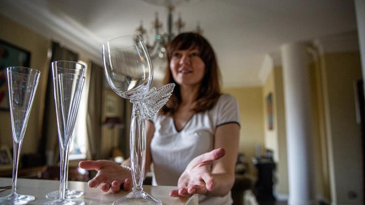 Руководитель Kuzina показала свою квартиру в Стоквартирном доме. Что она сделала с комнатой для прислуги и куда смотрят окна ванной