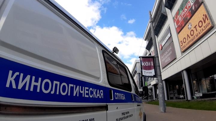 Взрывотехники в здании, покупатели на улице: подробности об эвакуации в архангельском «Европарке»