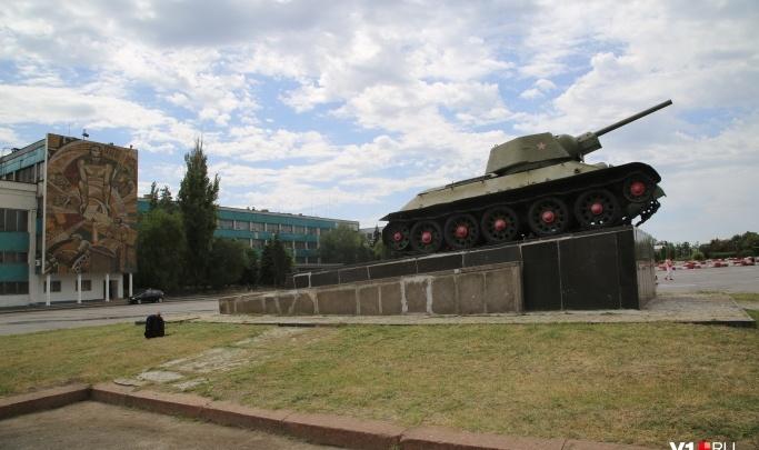 В Волгограде ищут подрядчика на благоустройство части площади Дзержинского