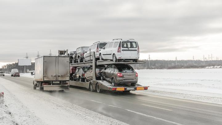 В Самарской области пометят опасные участки дорог