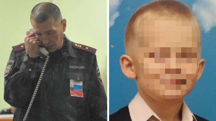 Мать девятилетнего школьника, который бродяжничал четыре дня, отказалась забирать его домой
