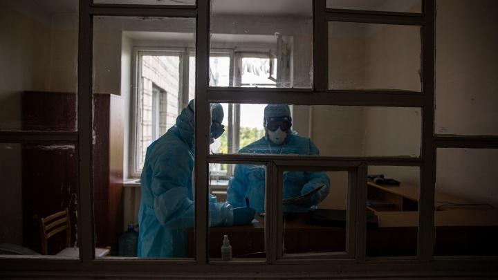 В Новосибирской области коронавирусную инфекцию подтвердили ещё у 102 человек