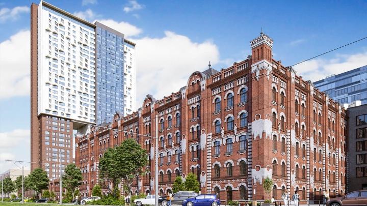 Строительство первой очереди жилого квартала «Мельница» вышло на финишную прямую