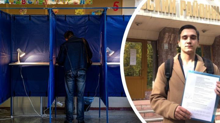 Суд посчитал законными выборы на участке, где проиграл член коалиции «Новосибирск-2020»