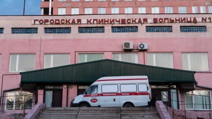 В омской больнице, где COVID-19 заразились 16 медиков, снимают карантин