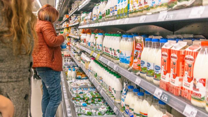 В Самаре производителя поддельной молочки отправили на отработку