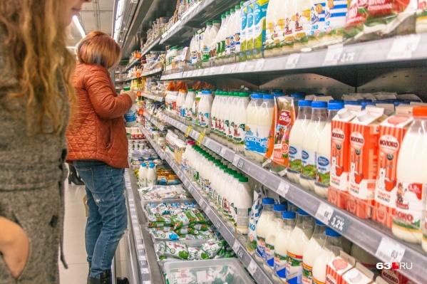 Некачественная молочка могла попасть на прилавки магазинов