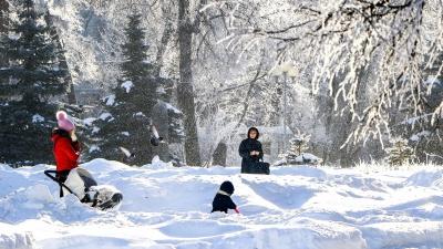 В Новый год нижегородцев ждет «настоящая русская зима»