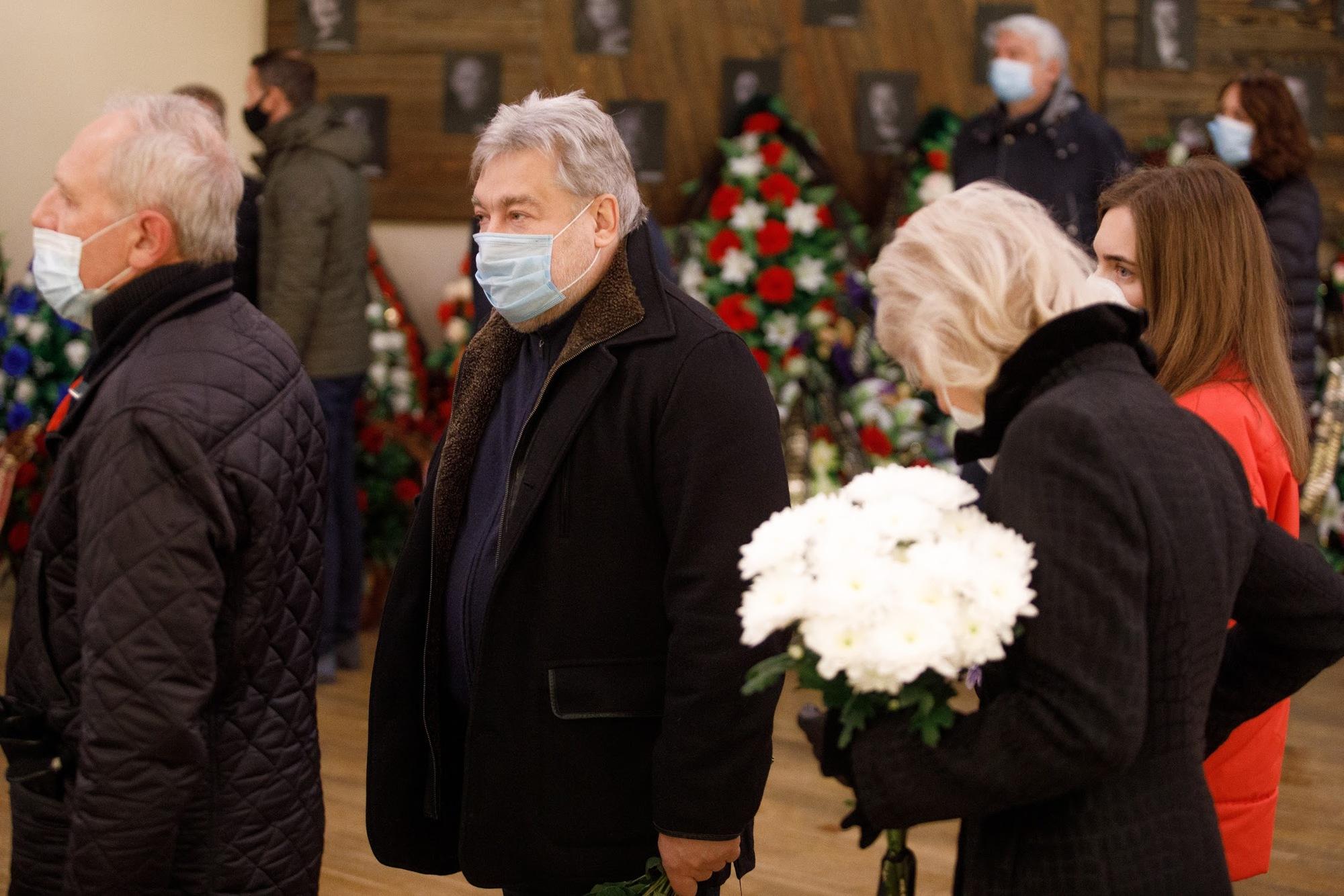 Заместитель генерального прокурора Юрий Пономарев