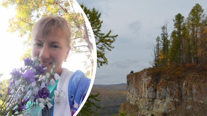 «Мы в панике»: женщину, сломавшую позвоночник на скале Желтая, родные пытаются перевести в Красноярск