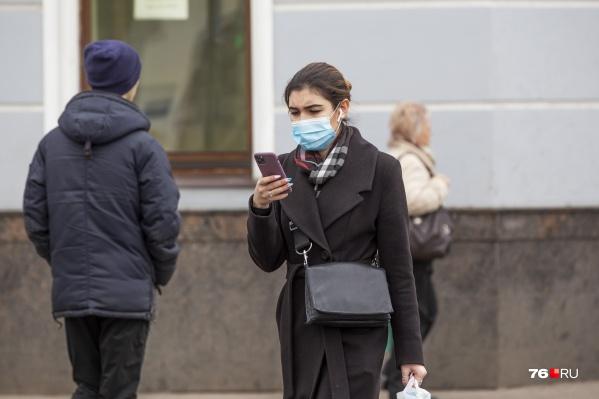 За прошедшие сутки заболели 168 человек, а вылечились — 68