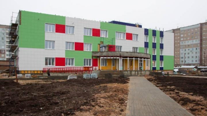 В округе Майская Горка в Архангельске достраивают Центр семейной медицины