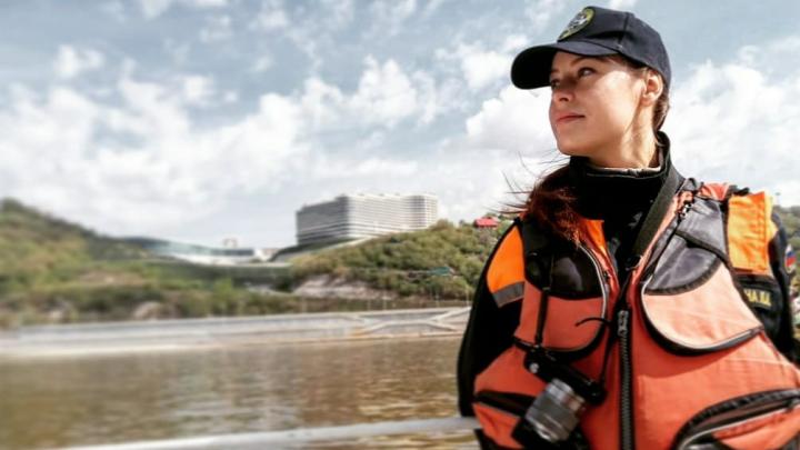 Эфир UFA1.RU: девушка-спасатель расскажет, готовы ли пляжи Уфы к купальному сезону