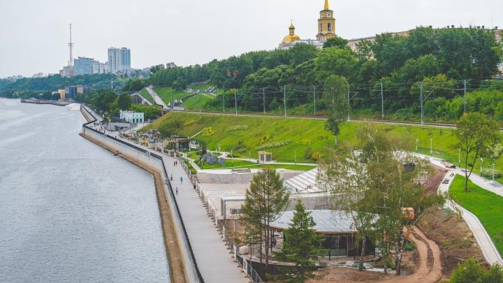 Синоптики рассказали о погоде в Прикамье в последние выходные лета
