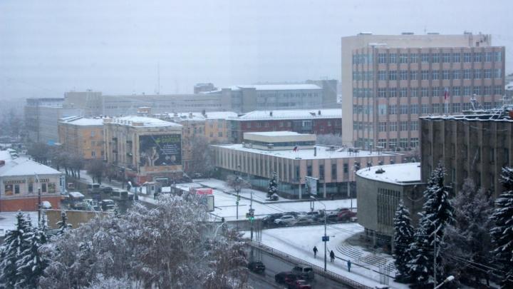 В начале рабочей недели в Омской области похолодает до -22 градусов