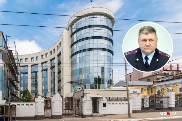 Оперативники с Пионерской заинтересовались главой полиции Сызрани
