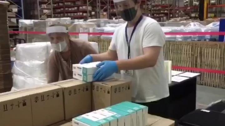 На участки для голосования отправят 10 миллионов комплектов СИЗ: онлайн о коронавирусе