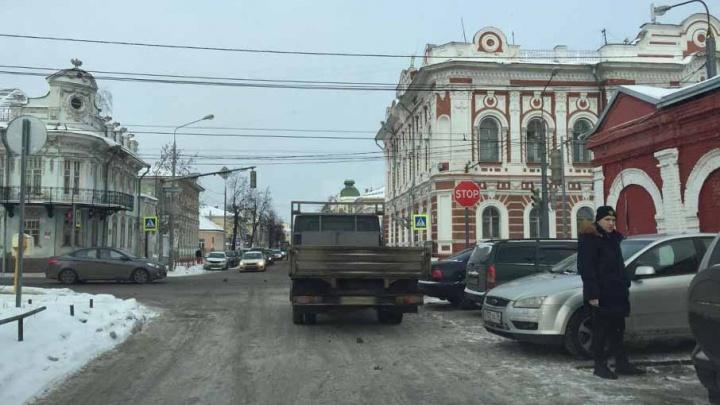 В центре Ярославля станет больше светофоров