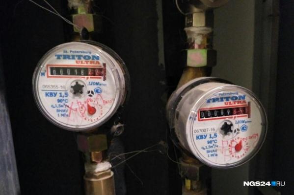 В Красноярске летом не будут отключать холодную воду