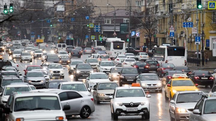 Во сколько обойдется такси в Новый год в Ростове-на-Дону