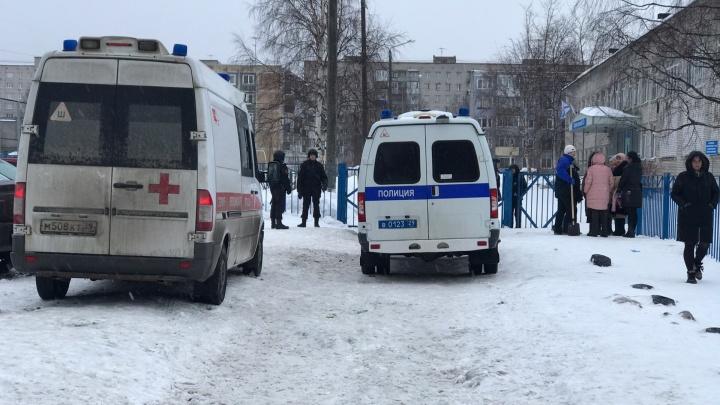 Звонки о минировании школы в Архангельске в дежурные службы полиции поступали дважды