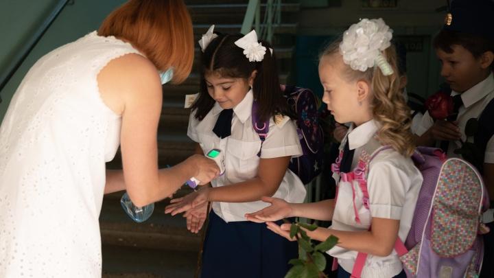В Волгограде и области все больше детей заражается коронавирусом