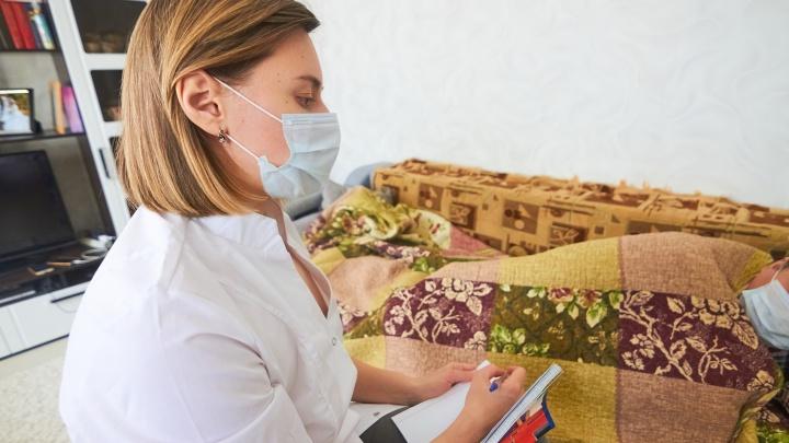 Шифруется под ОРВИ: где в Самарской области выявили новые случаи коронавируса