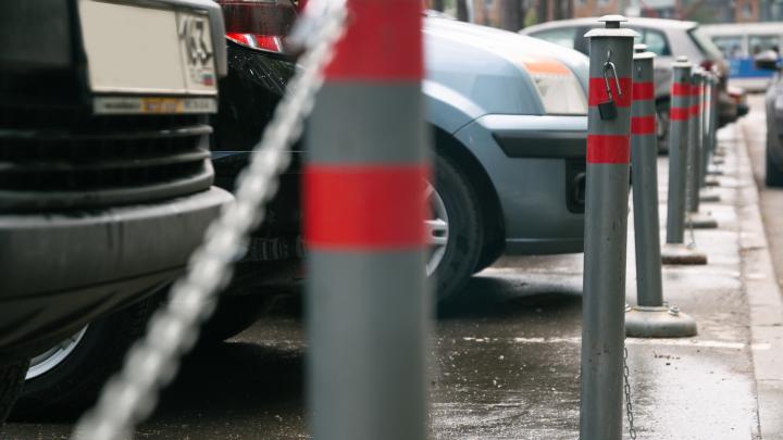 В Самаре ради строительства магистрали Центральной снесут автостоянки