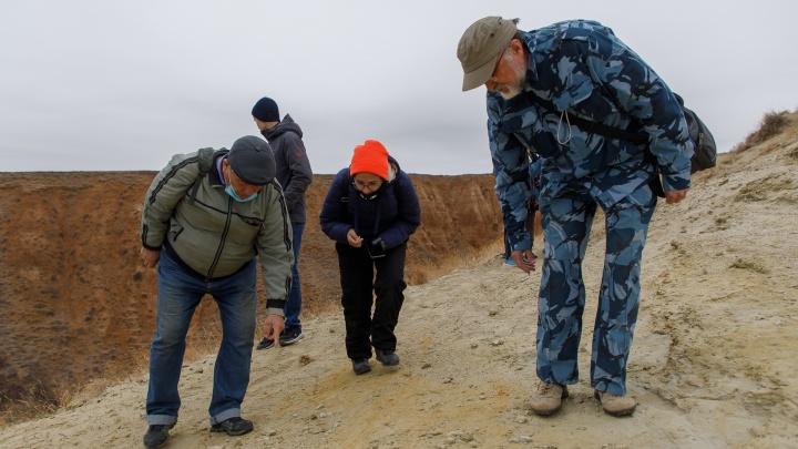 Ученые Волгограда предложили срочно спасать Александровский грабен от диких туристов