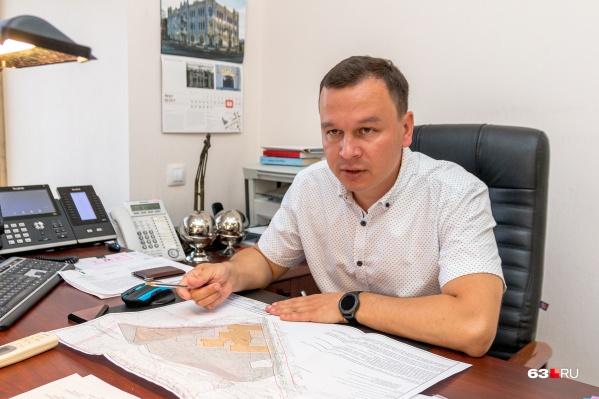 Сергей Шанов не согласен с выводами сотрудников Самарского УФАС России