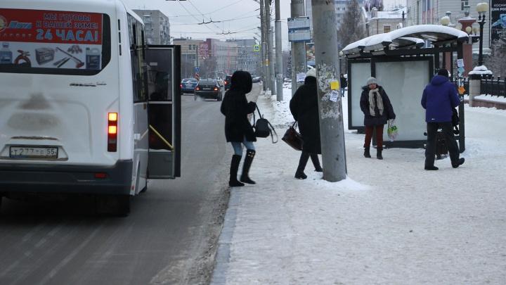 Выпавшей из маршрутки омичке удалось отсудить миллион рублей